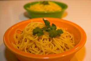 Spicy Spaghetti Carbonara